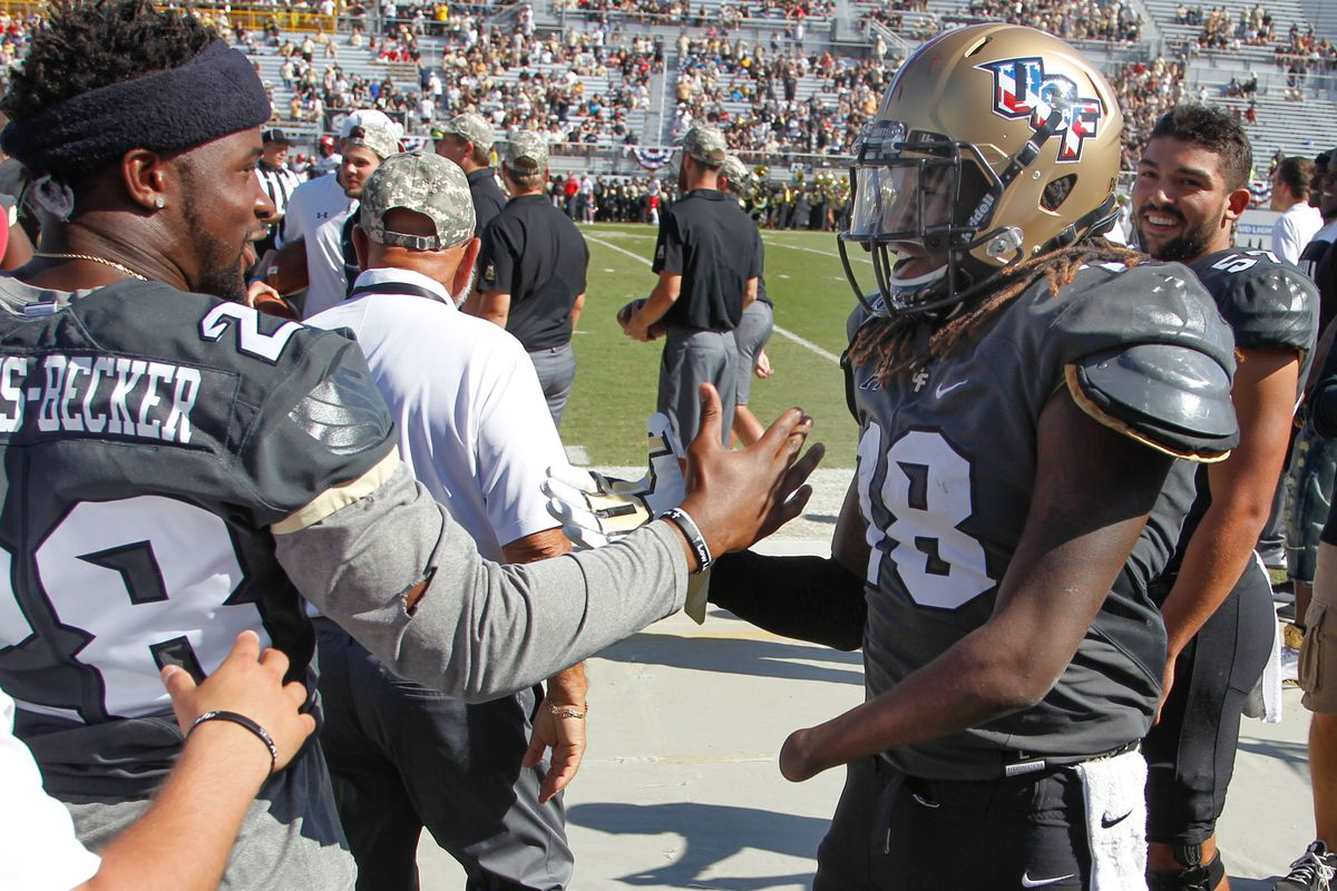 Previewing the Cure Bowl: UCF Knights versus Arkansas State