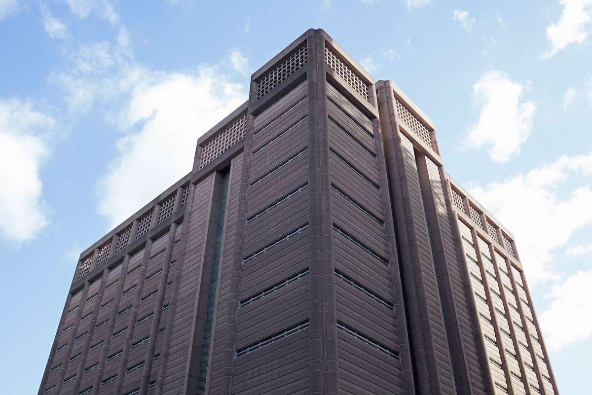 "Manhattan Detention Complex, aka ""The Tombs"""