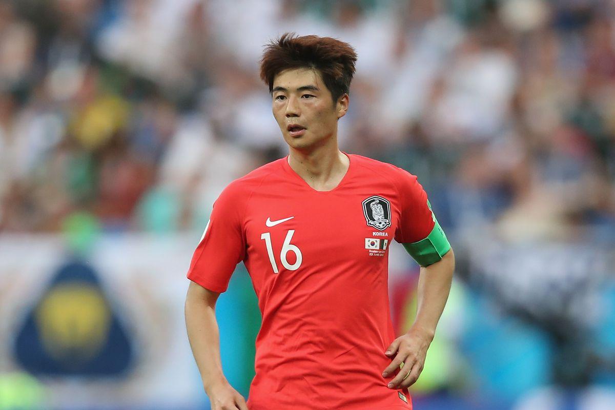 Korea Republic v Mexico: Group F - 2018 FIFA World Cup Russia