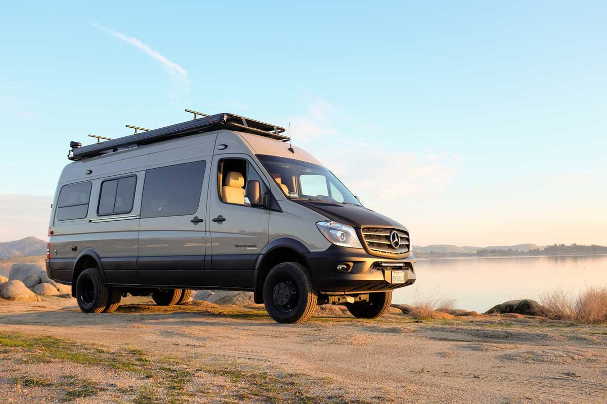 Mercedes Rv Van >> Buying A Camper Van Just Got Easier With New Site From Outdoorsy