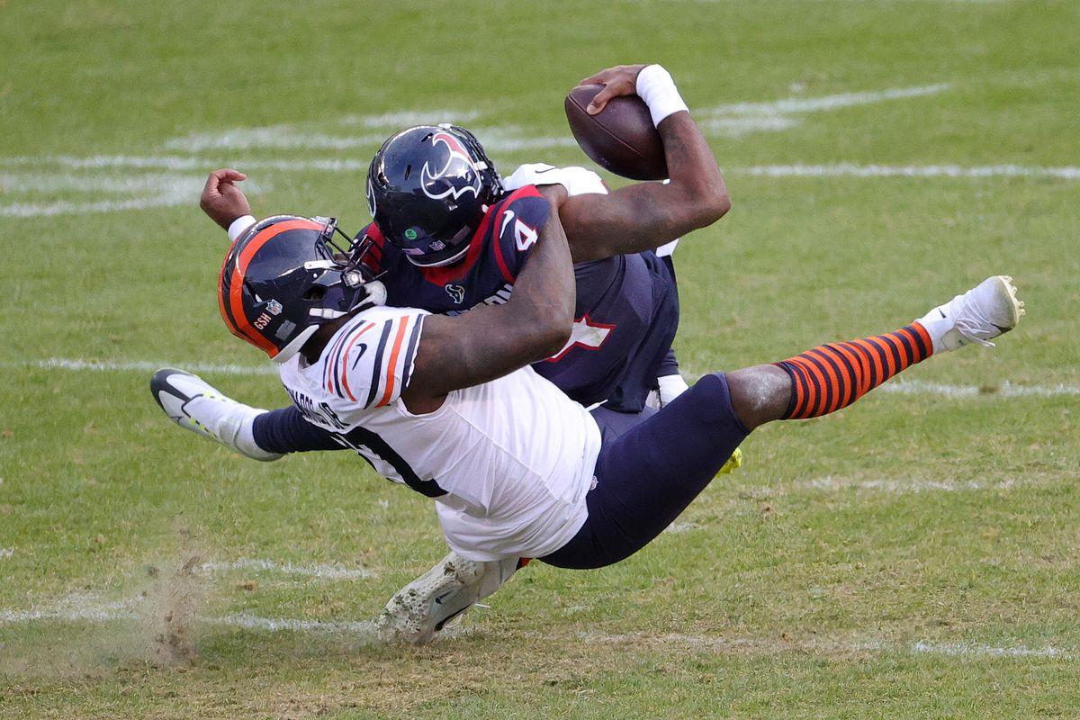 Houston Texans v Chicago Bears