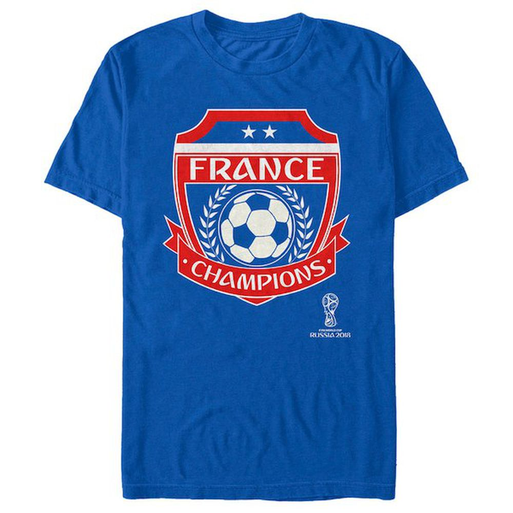 super popular 9dd62 4b9b6 Jerseys and everything else you need to celebrate France's ...