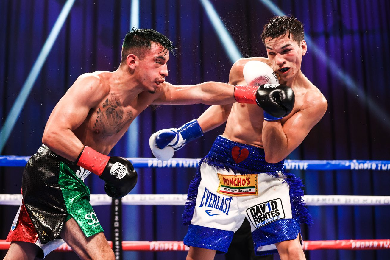 SHO Charlo Double PPV Fight Night Gallery WESTCOTT 047.0 - Vazquez to file appeal in Figueroa loss, claims fouls affected outcome