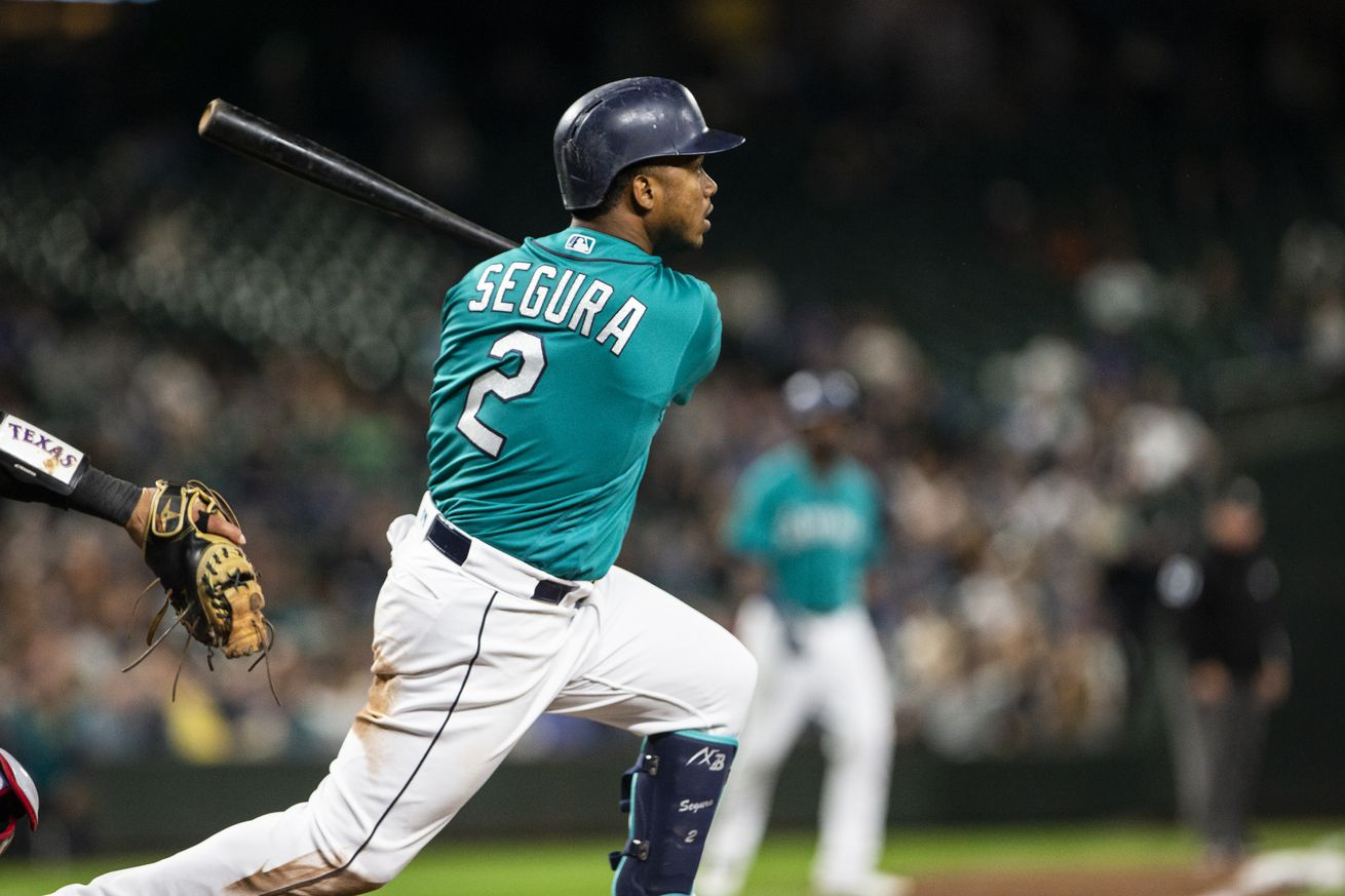 Mariners' teardown continues with trade of Jean Segura to the Phillies for J.P. Crawford