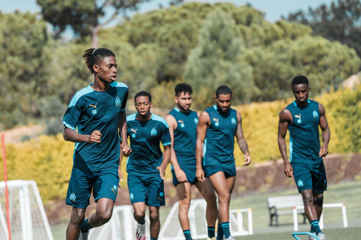 Olympique de Marseille Training Camp - Day 9