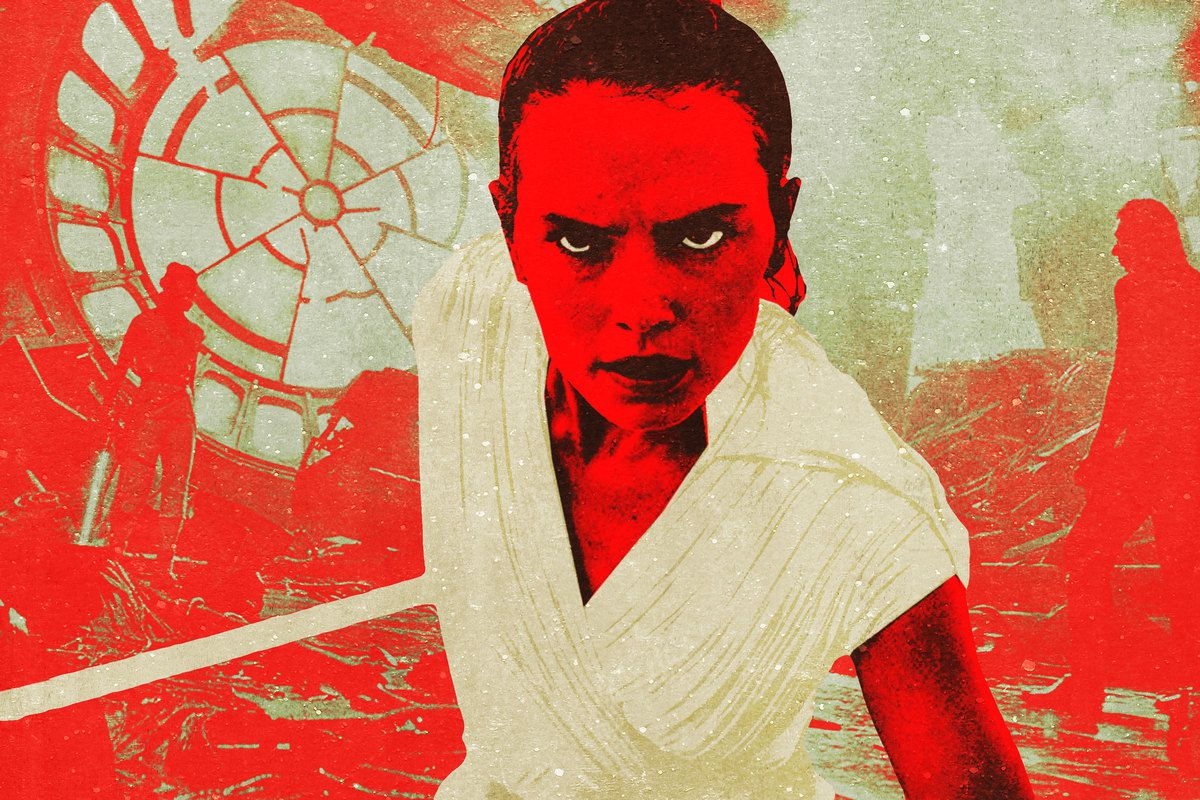 The Rise Of Skywalker Exit Survey The Ringer