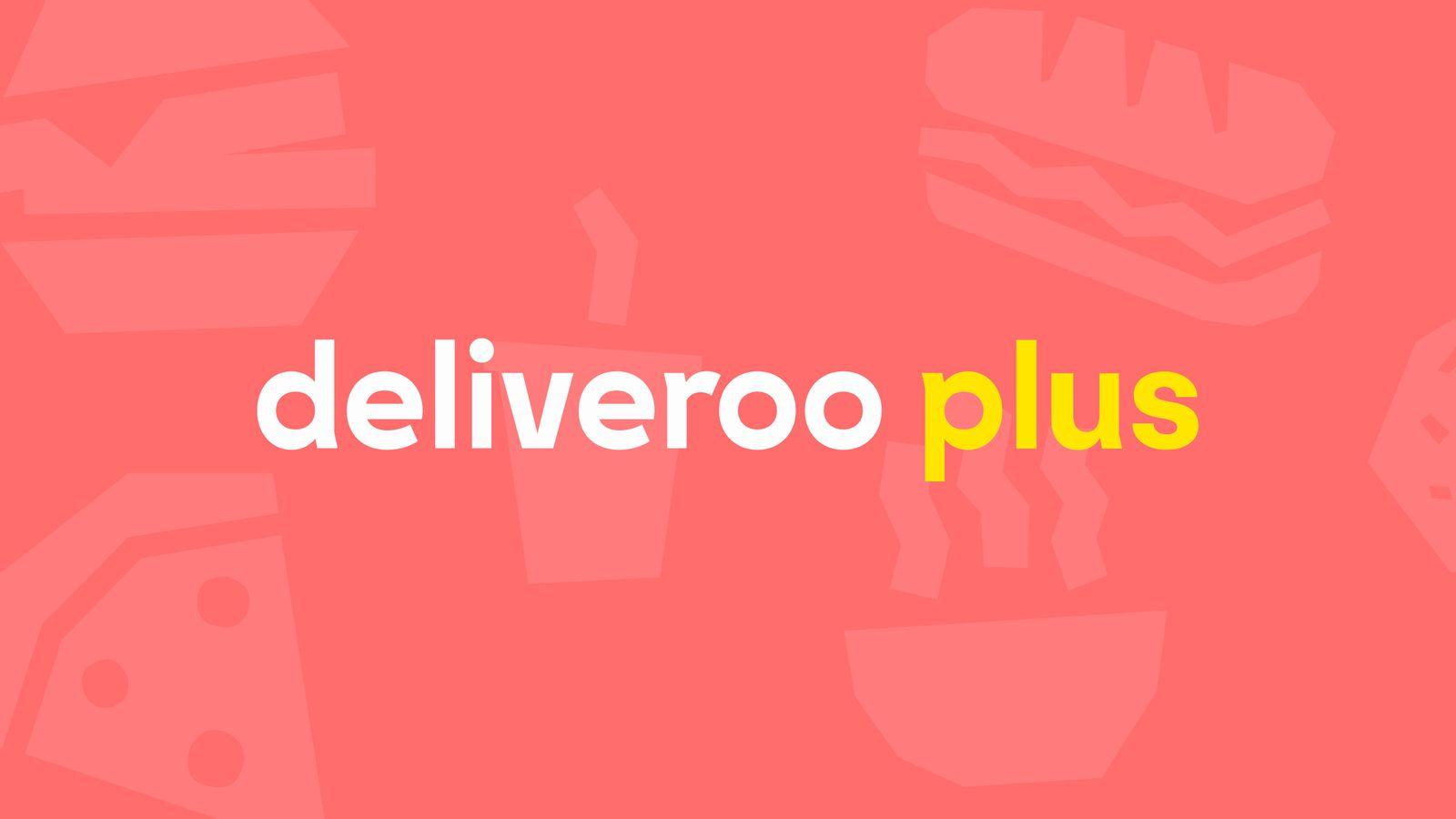 Deliveroo Food Uk