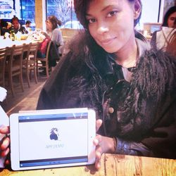 """Over lunch today, I got a sneak preview of a new app, <b><a href=""""http://www.toxicbaby.com/"""">Toxic Baby</a></b>, being launched by filmmaker and activist, Penelope Jagessar Chaffer. It's based on her documentary by the same name (which everyone should wat"""