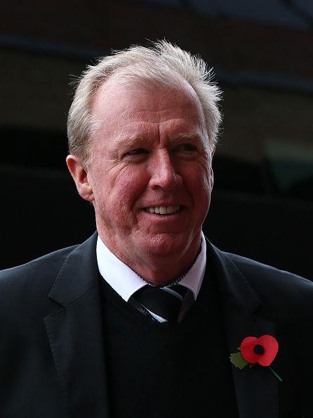 Steve McLaren