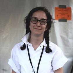 Laura Sawicki, pastry chef at La Condesa