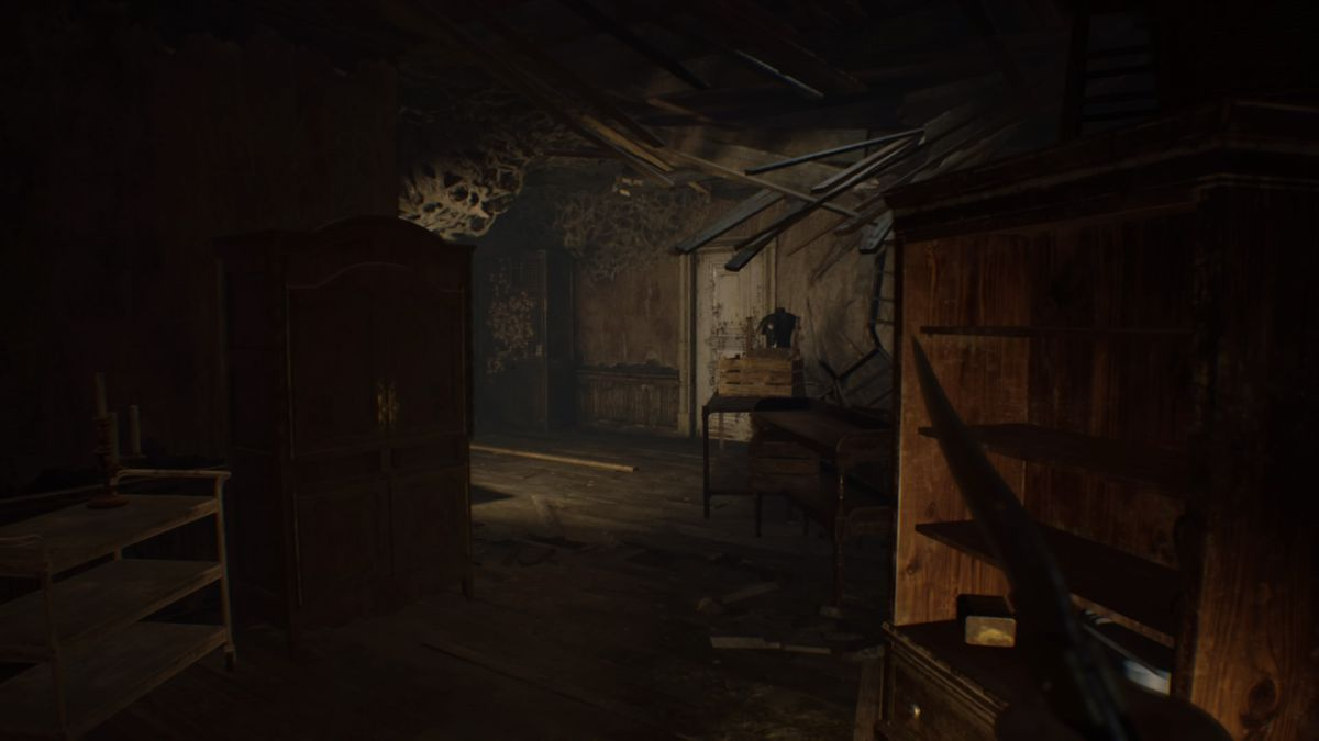 Resident Evil 7 Walkthrough 3 0 Old House All Sections Polygon