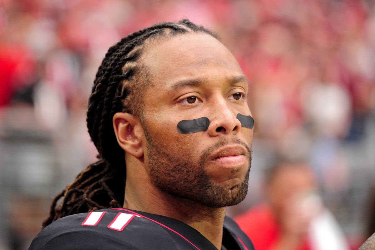 Larry Fitzgerald eclipses 15 000 career receiving yards SBNation