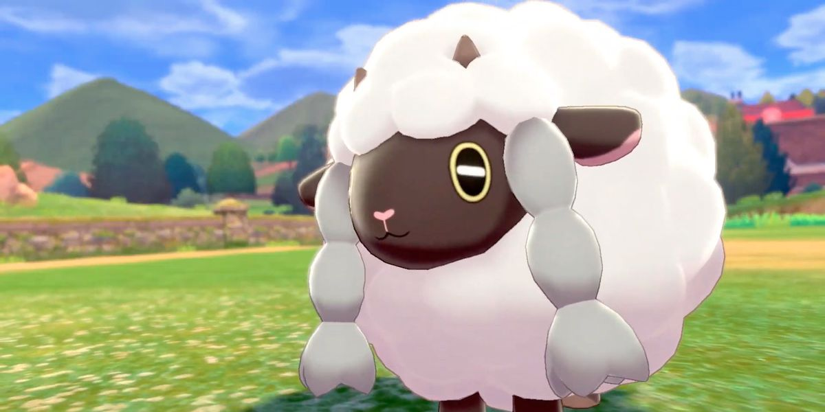 Pokémon player beats Sword and Shield with nothing but a humble Wooloo