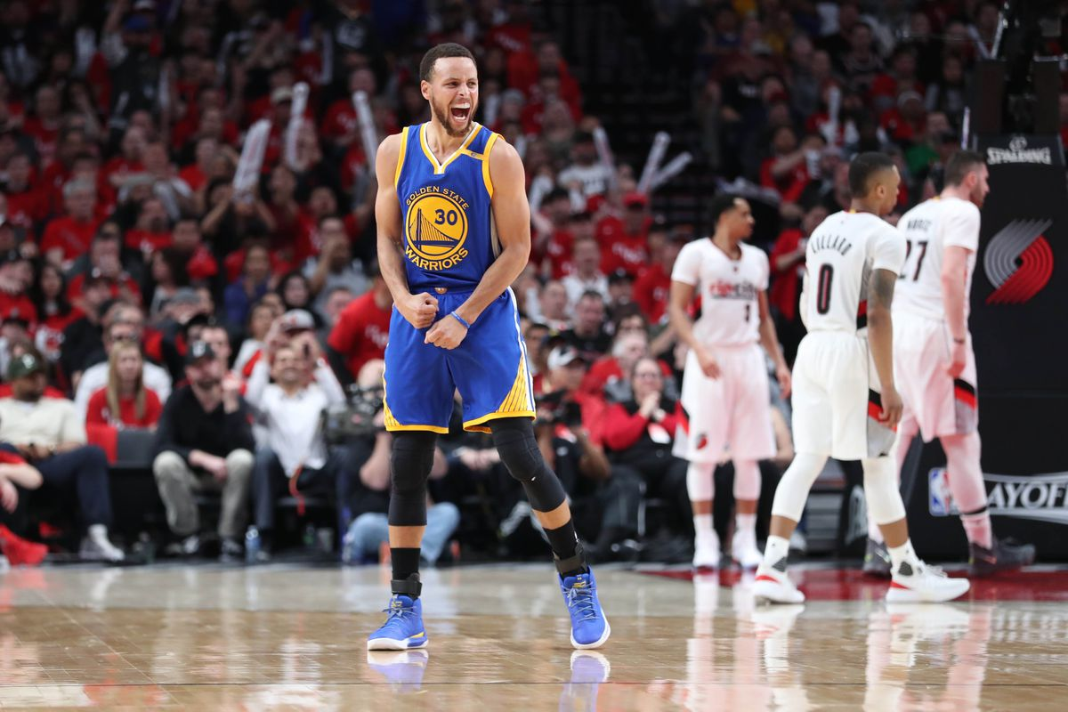 2017 NBA Playoffs: Kerr-less Warriors face Trail Blazers in Game 4 with a chance to sweep