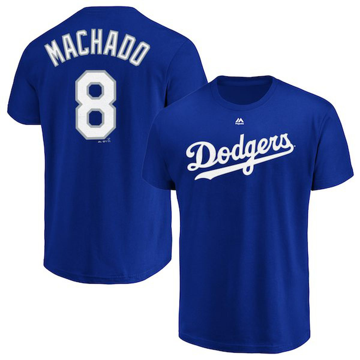 The first Manny Machado Dodgers apparel, including jerseys ...