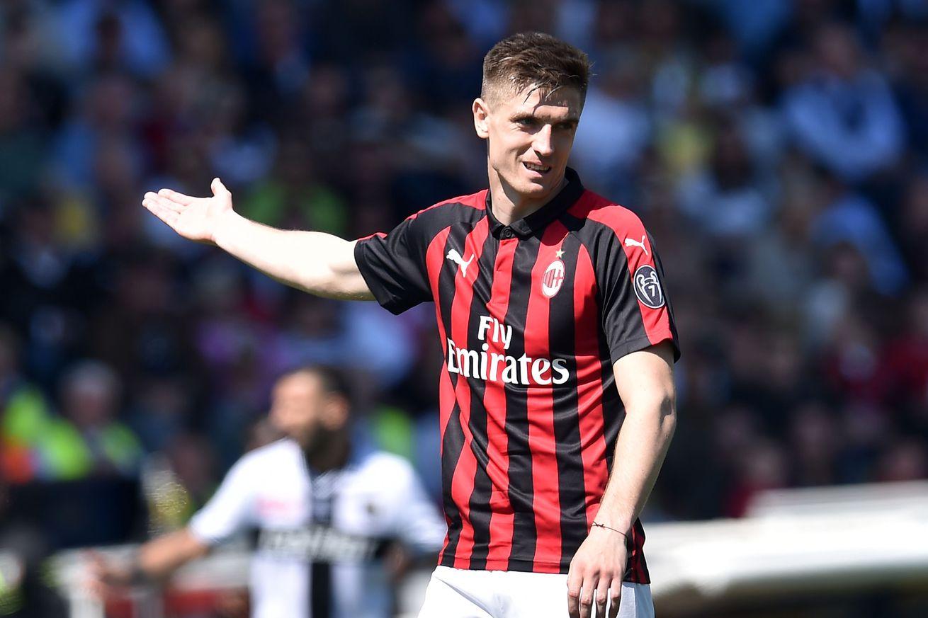 Milan Player Ratings: AC Milan 1-1 Parma