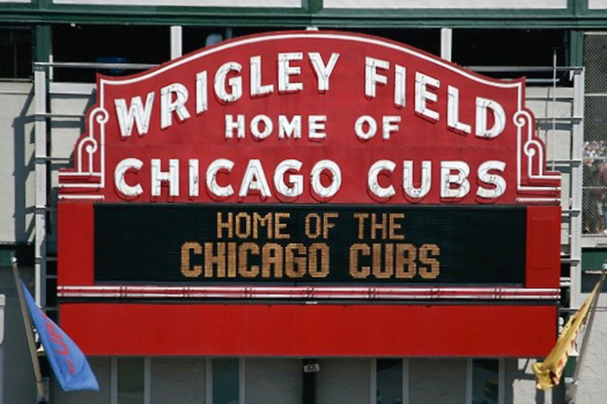 Wrigley Field S Iconic Marquee Is Getting A Toyota Logo