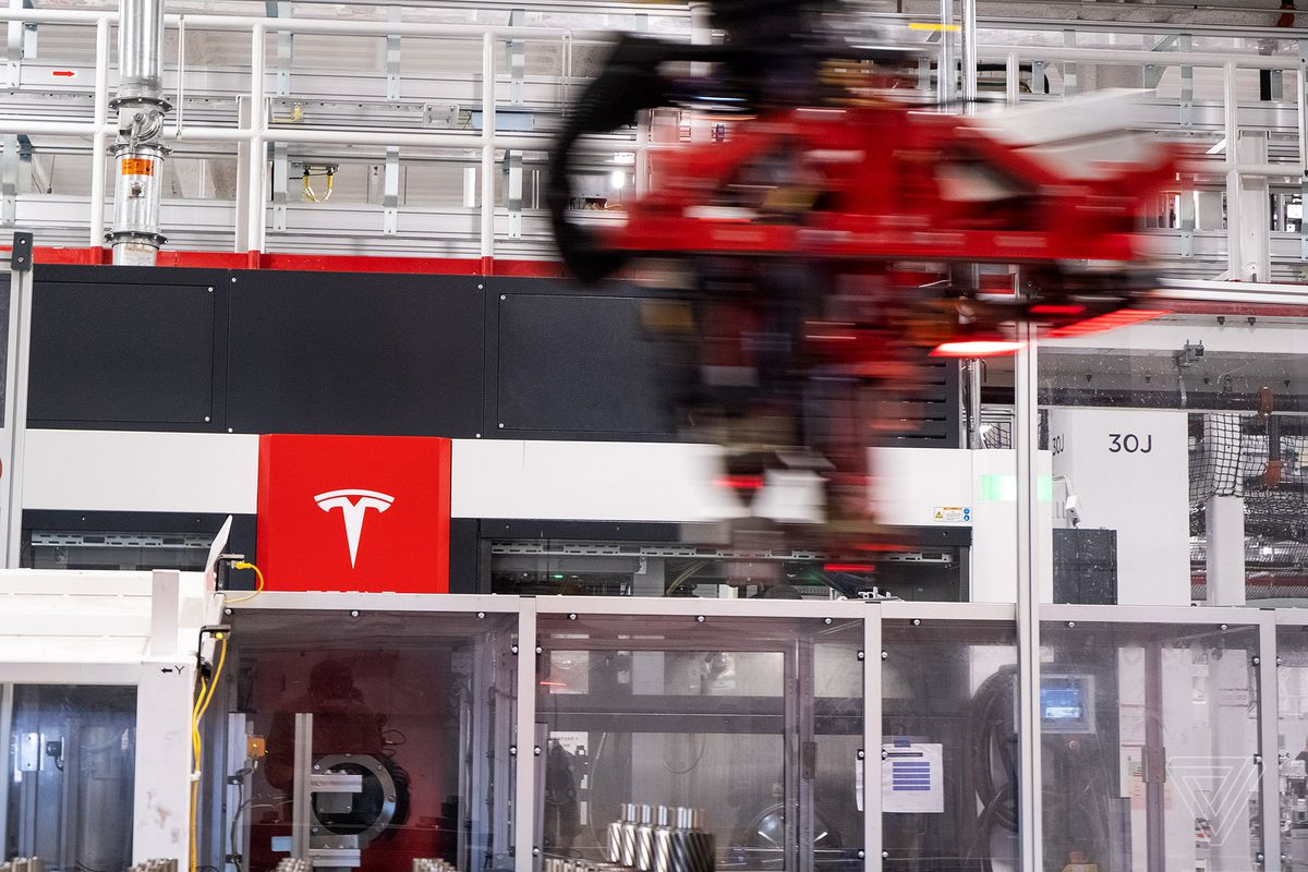 Tesla Will Live And Die By The Gigafactory The Verge