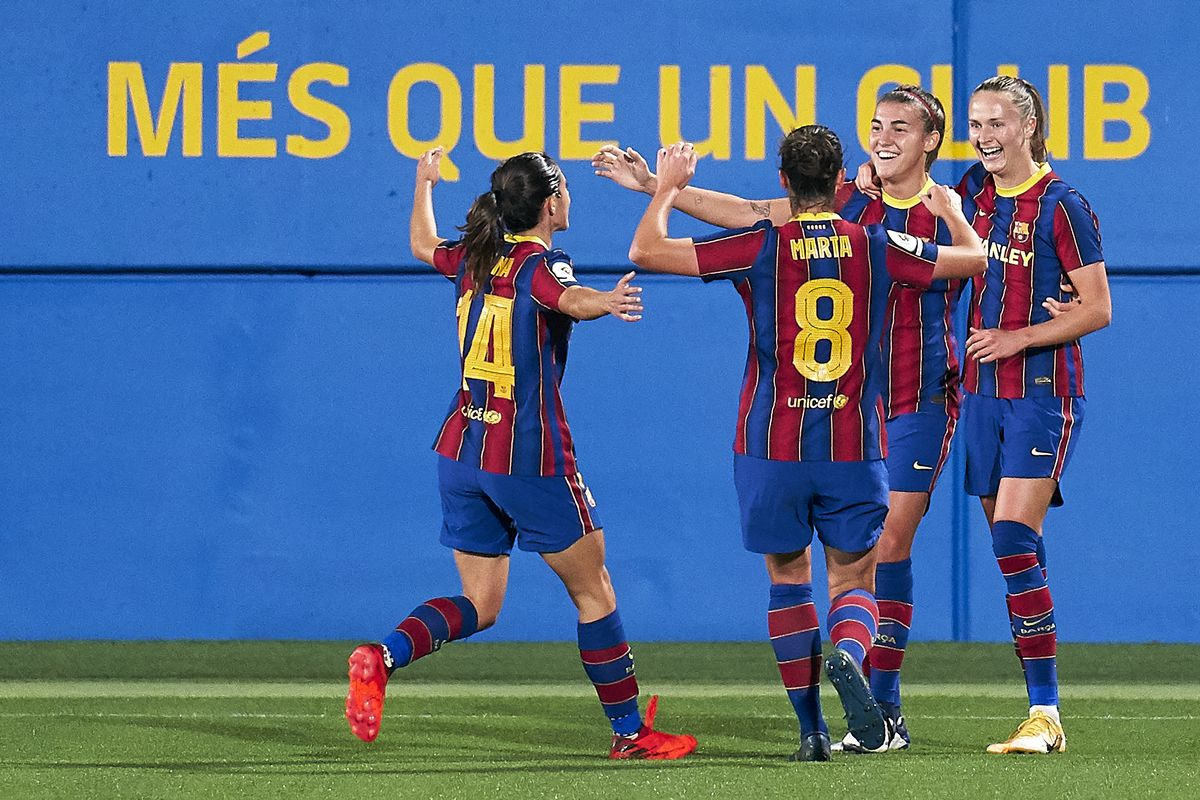 FC Barcelona Women v Atletico de Madrid Women Primera Division Femenina