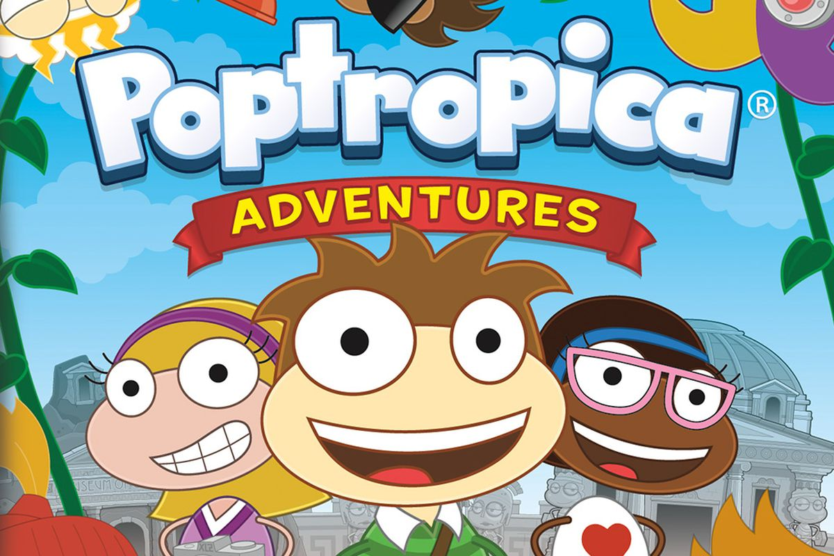 poptropica adventures available today on ds polygon