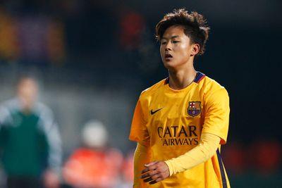 Anderlecht v Barcelona - UEFA Youth League