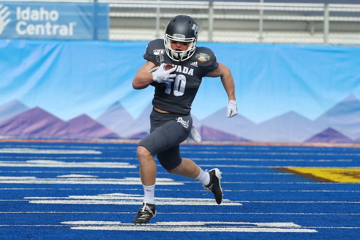 NCAA Football: Idaho Potato Bowl-Ohio vs Nevada