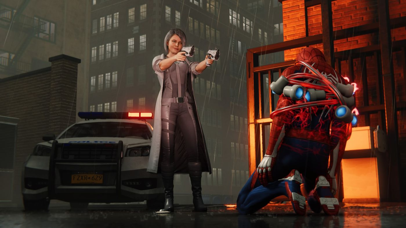 Spider-Man PS4 villains guide: Vulture, Shocker, Electro and more - Polygon