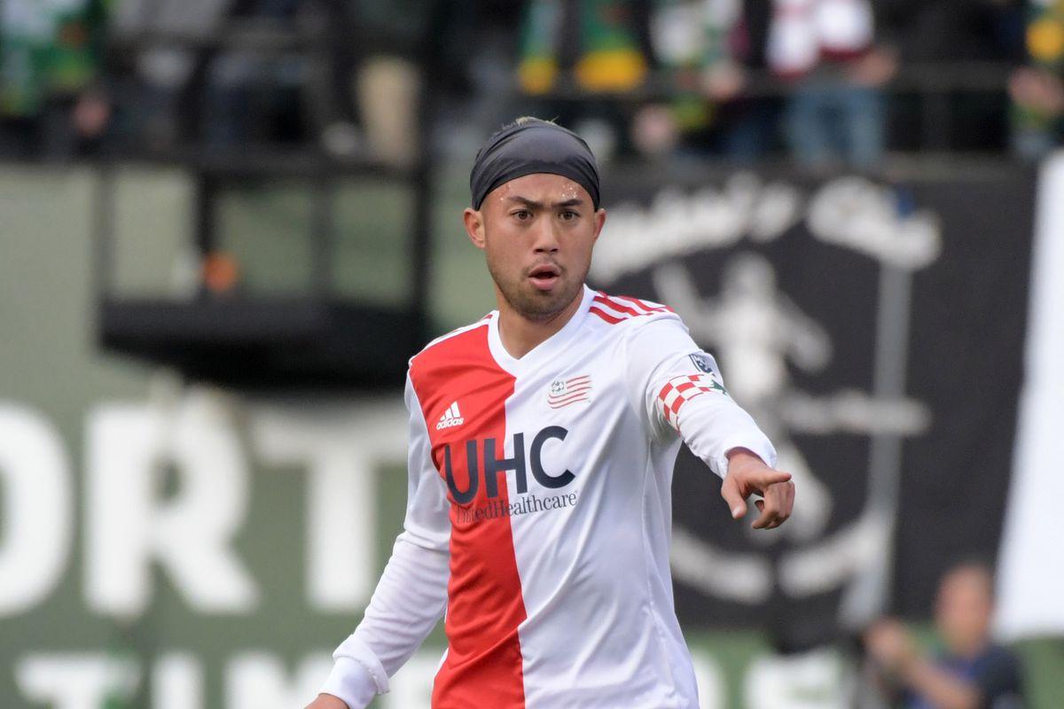 MLS: New England Revolution at Portland Timbers