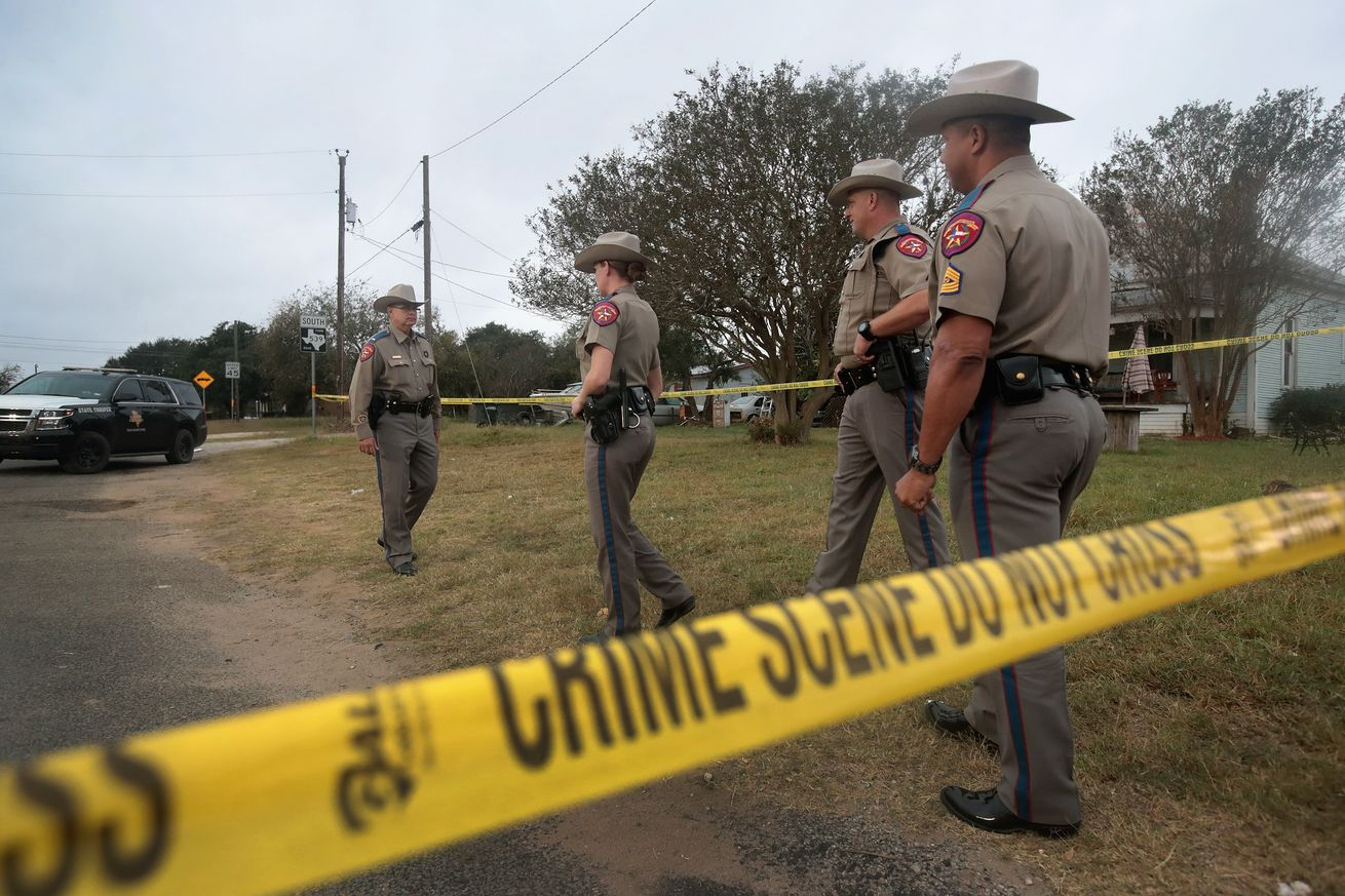 the fbi says it can t access the texas church shooter s encrypted phone