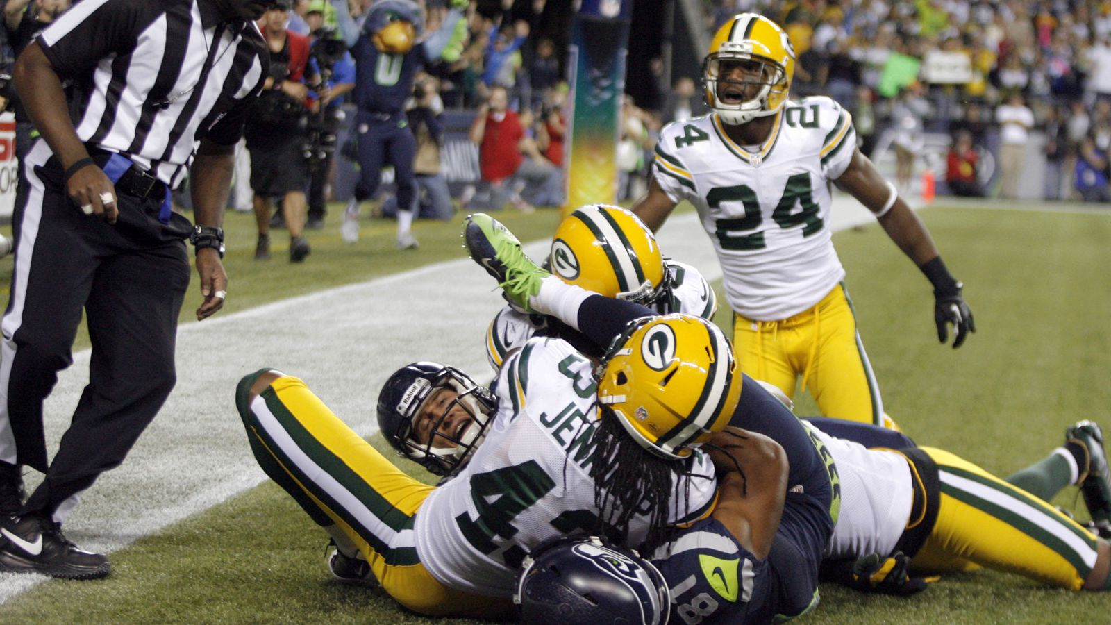 green bay packers wide receiver depth chart