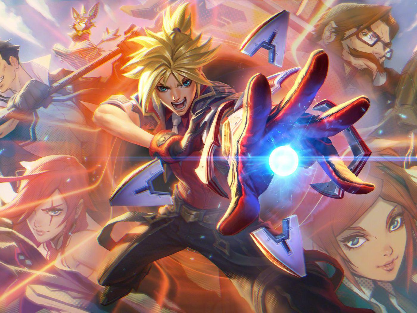 League Battle Academia skins: Ezreal, Katarina, Yuumi, Lux, and more