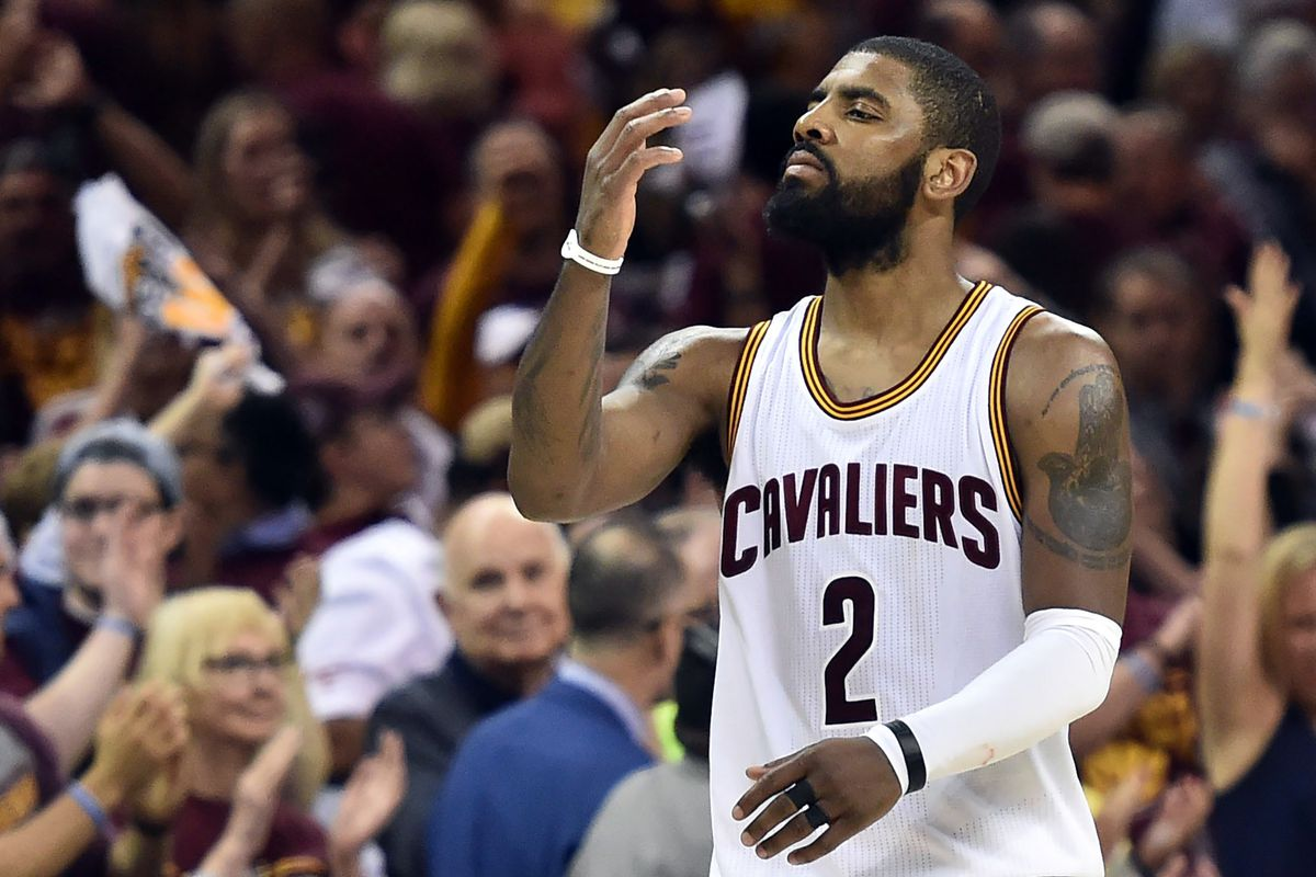 7e0ea4f2477 Kyrie Irving trade sweepstakes has drawn 20 teams and 6 offers ...