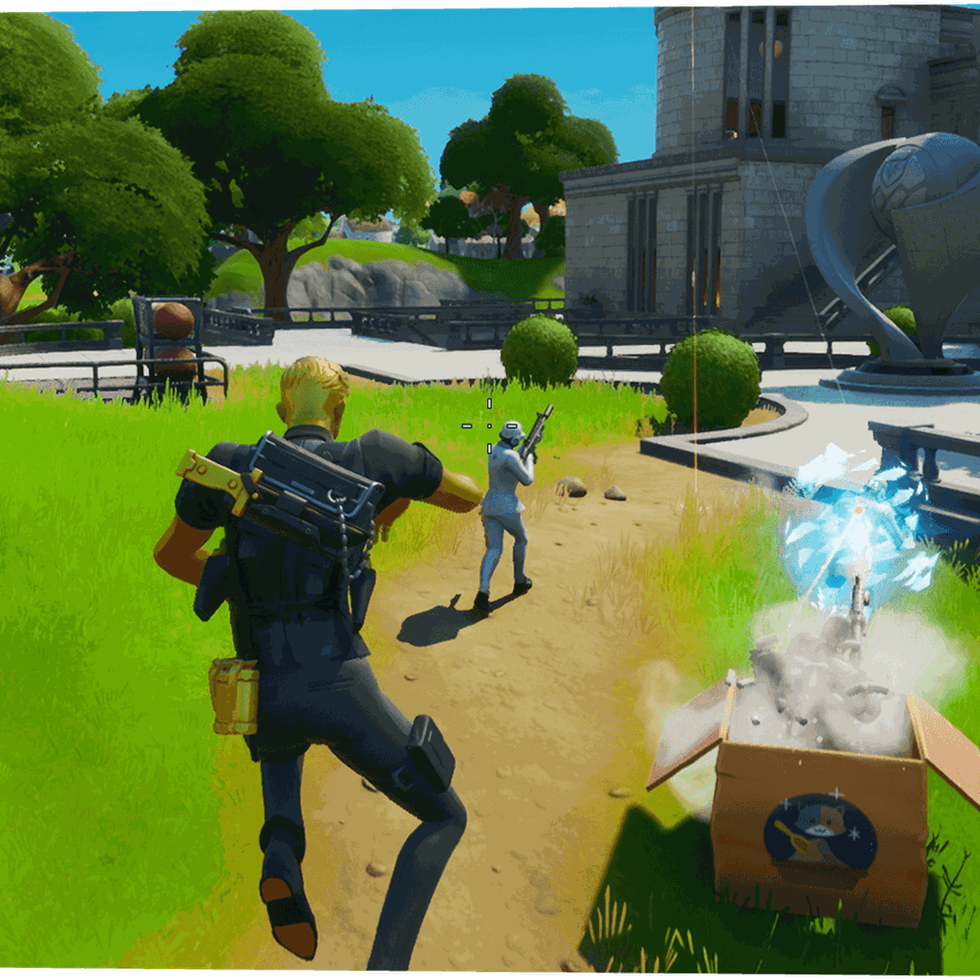 Fortnite Delays Its Big End Of Season Event By One Week The Verge