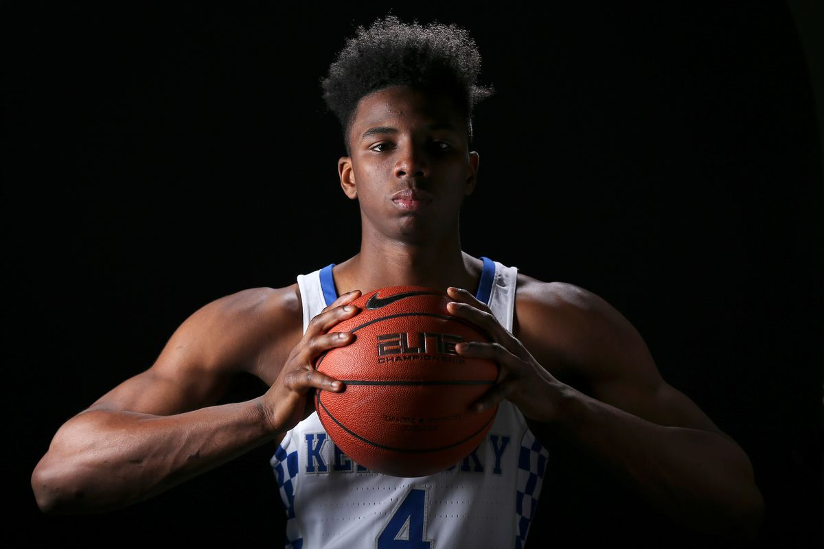 Hamidou Diallo selected for Jerry West Award watch list A Sea