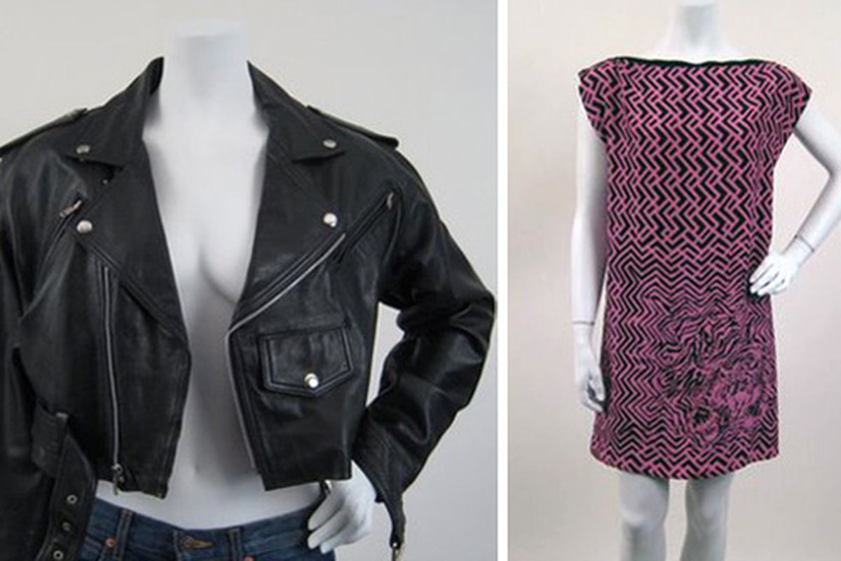 """Still lusting after an Alexander McQueen for Target shift?  Paper's <a href=""""http://www.shophousingworks.com/listing.cfm?page=event&amp;SI=36"""">event</a> for Housing Works has them for $25"""