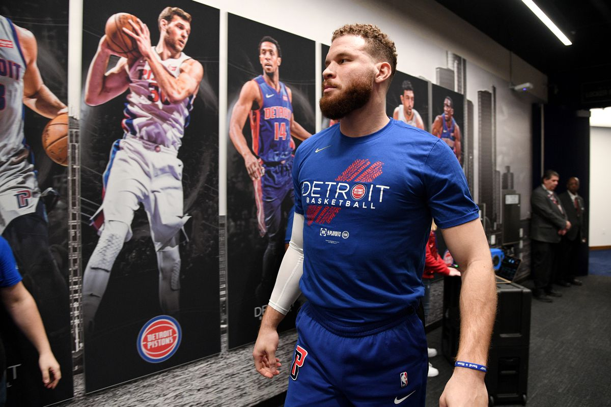 Pistons Tune-Up: Blake Griffin's January led to his March