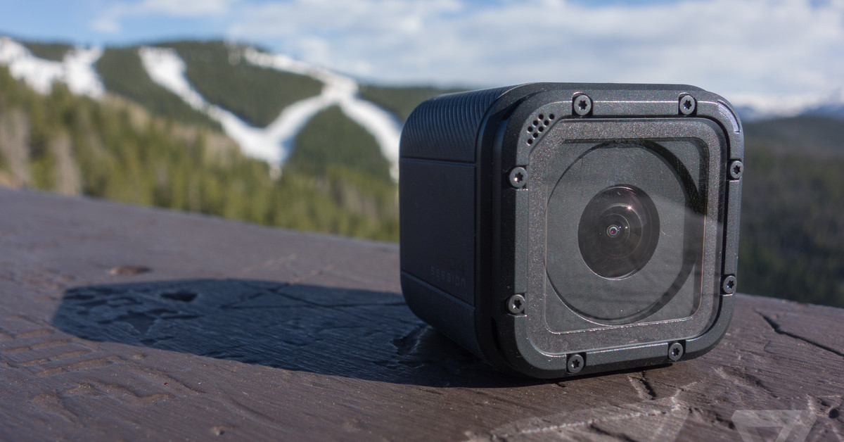 GoPro will replace the original Hero Session with a new entry-level camera in 2018