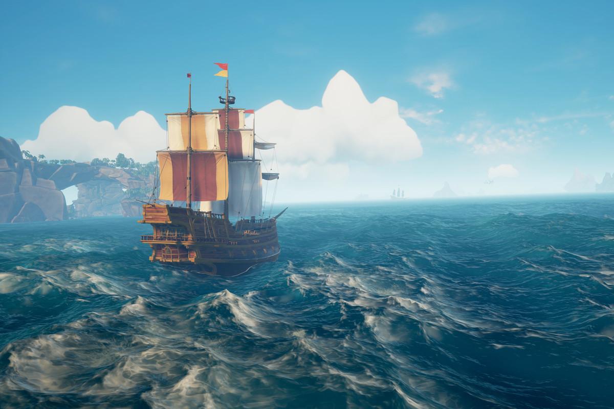 Sea of Thieves is making me seasick (update)