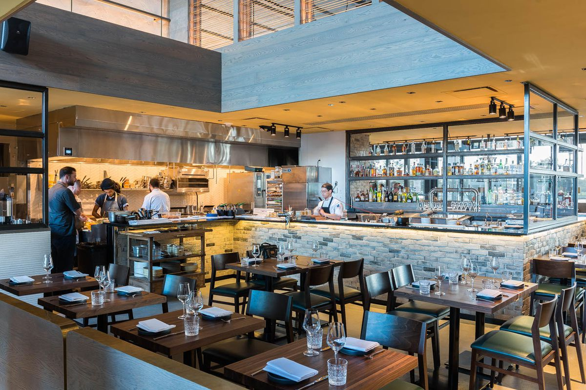 Watch Requin Chefs Hand Grind Snacks At The Wharf Eater Dc