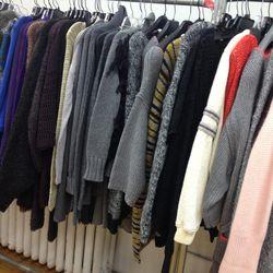 Sample Sweaters