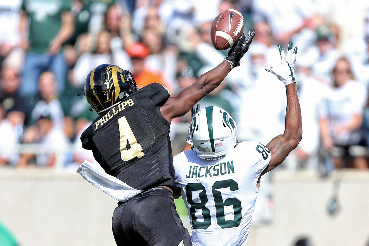 Week 2 Recap Western Michigan Broncos Fall To Michigan State
