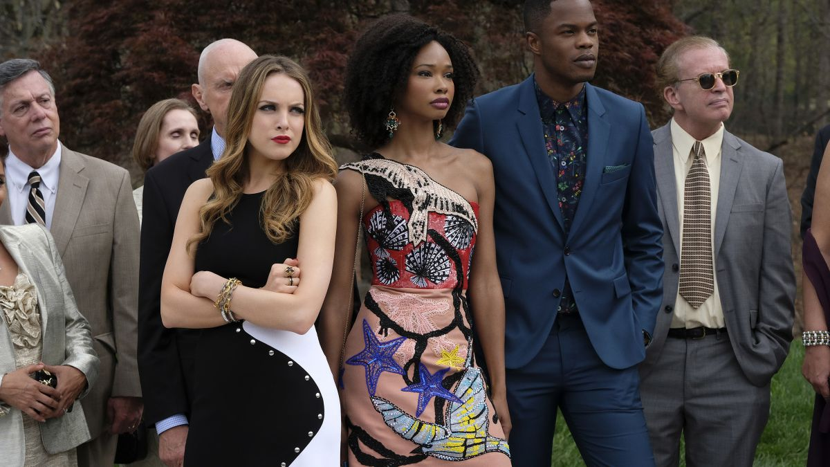 The New Dynasty Puts A Modern Spin On 80s Power Dressing Racked