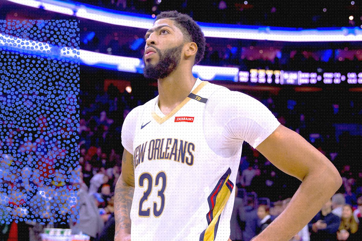 Anthony Davis  New Orleans Pelicans career is over - SBNation.com 8aff032b1