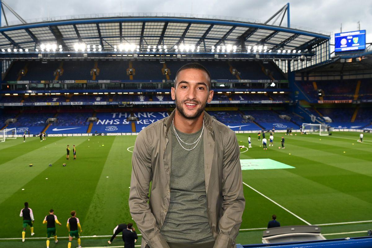 Hakim Ziyech - Chelsea FC - Premier League