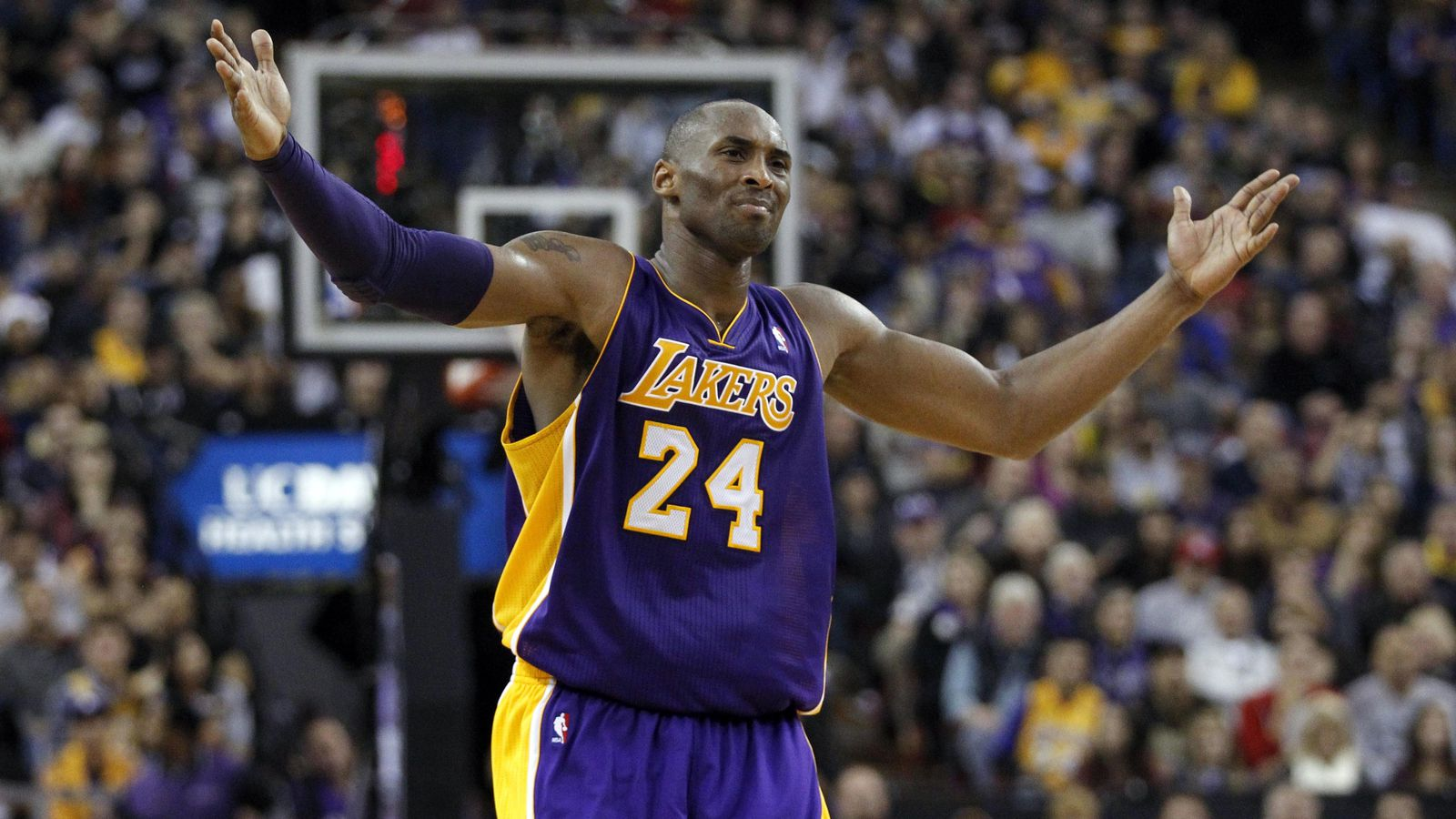 Kobe Bryant has missed more shots than any player in NBA history