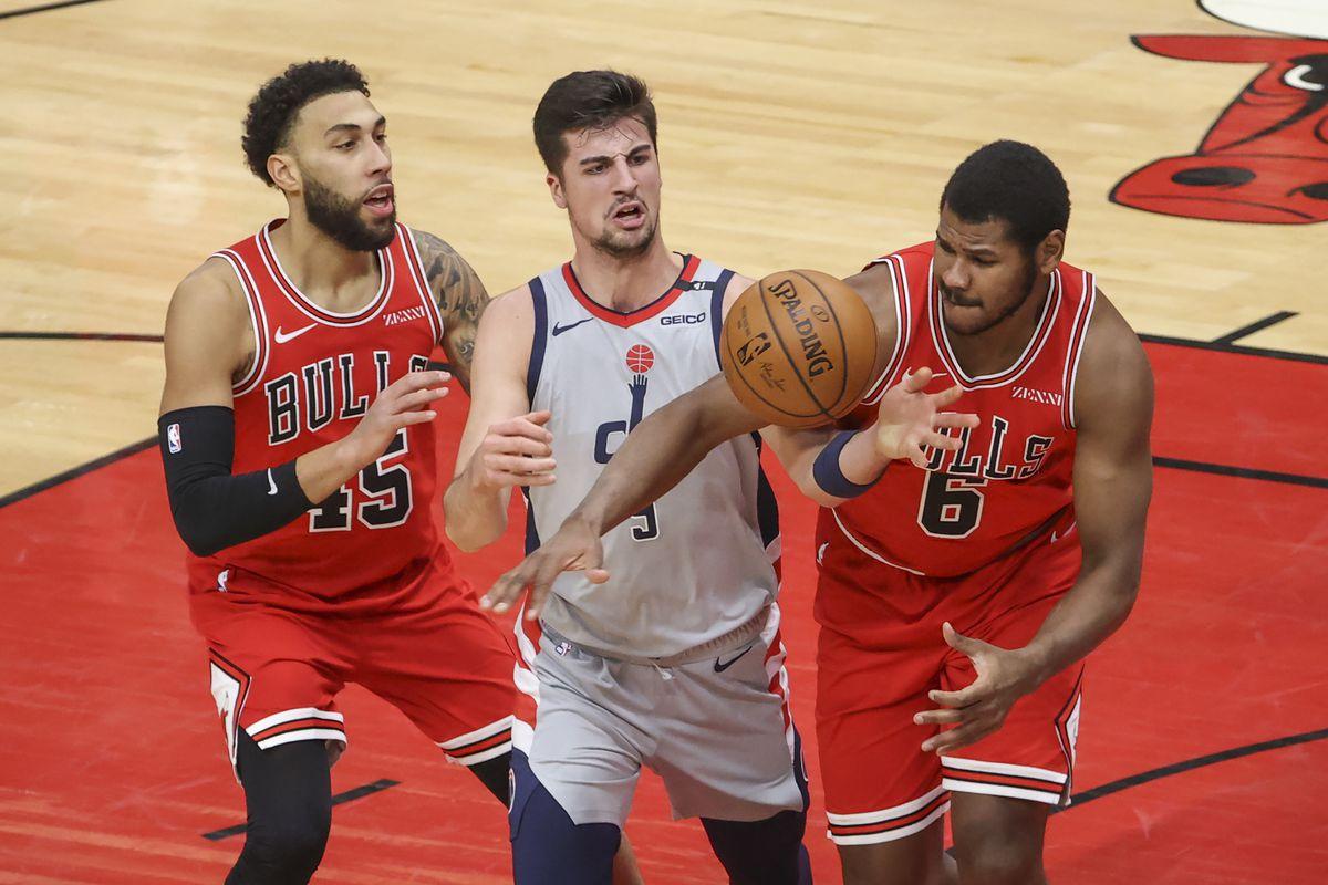 NBA: Washington Wizards at Chicago Bulls