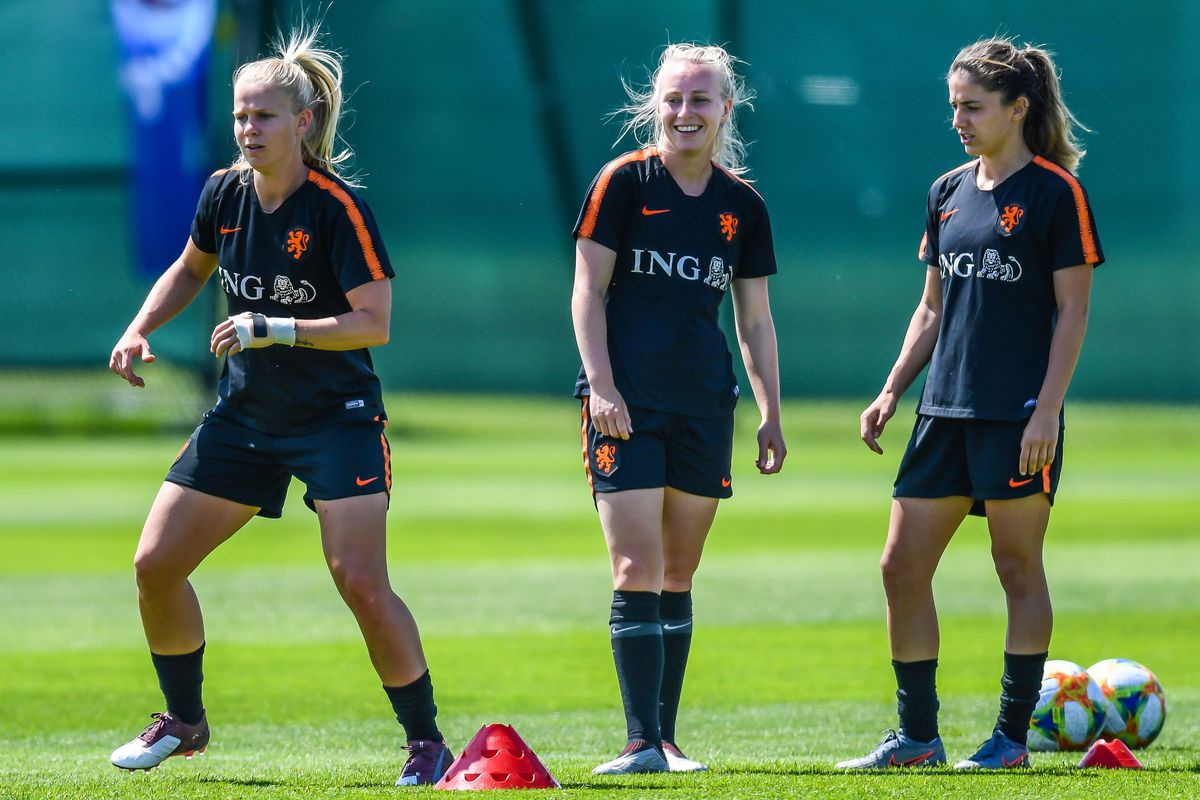 "FIFA Women's World Cup France 2019""Training The Netherlands women"""