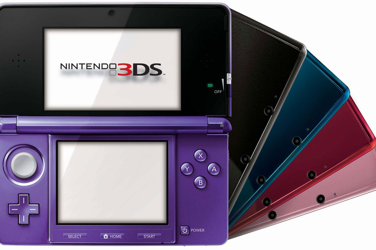Nintendo's 3DS beats out PS4 and Xbox One for February