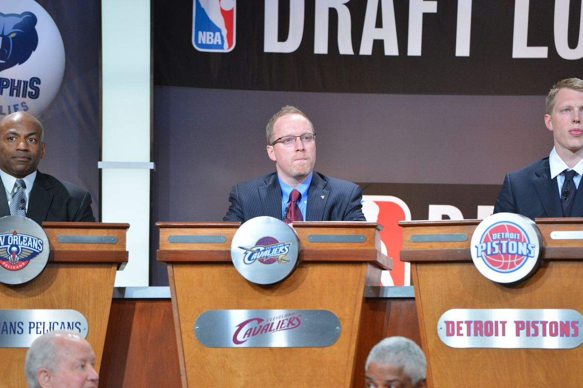Cleveland keeps winning the lottery, but capitalists are the real draft winners