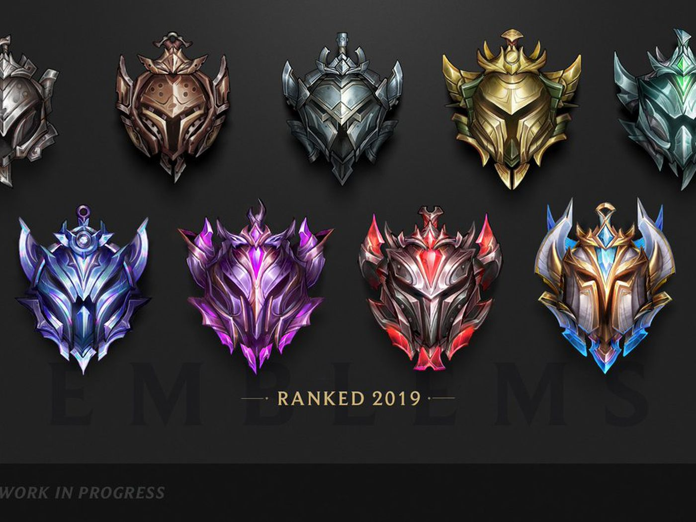 New Versions Of Ranked Visuals For 2019 Season Revealed